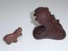 かばのチョコレートです